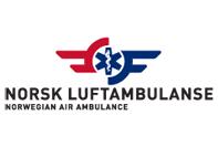 Logoen til Norsk Luftambulanse